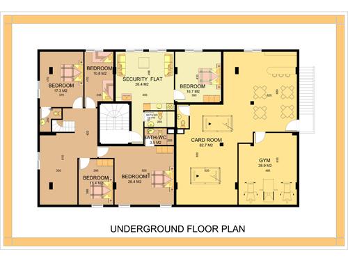 Finishing A Basement Floor Plans Floor Plans